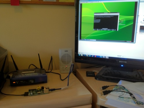 Headless Raspberry Pi