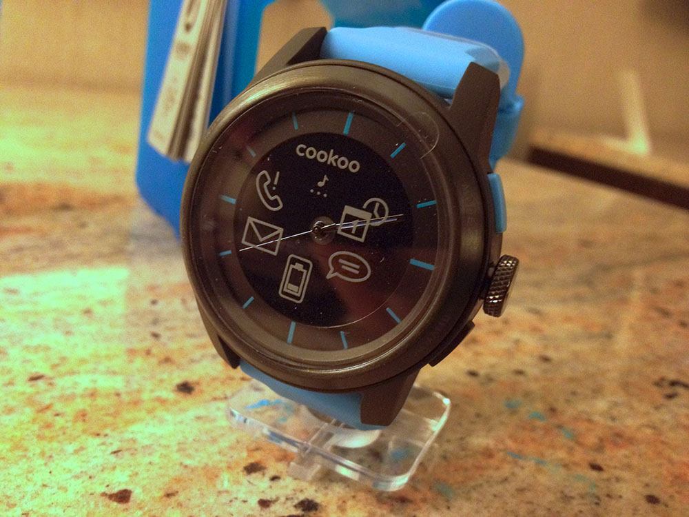 Cookoo's Watchface