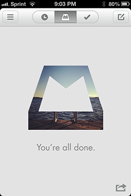 Mailbox - Inbox Zero
