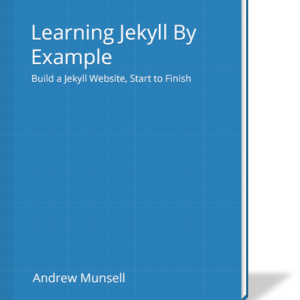 Learning Jekyll By Example - Cover
